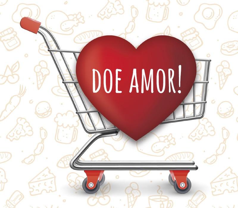 Campanha Doe Amor