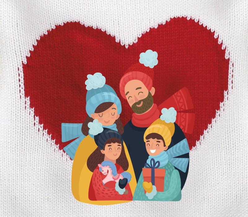 Campanha do Agasalho 2019 - Sua Doação é Amor